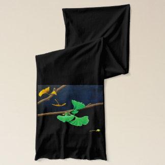 Gingkoscarf Halsduk