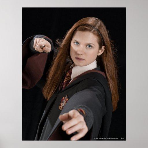 Ginny Weasley Affisch