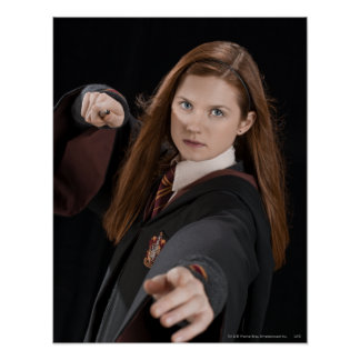 Ginny Weasley Poster