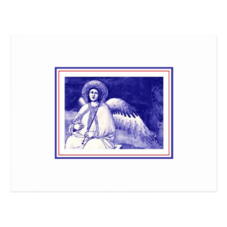Giotto ängel vykort