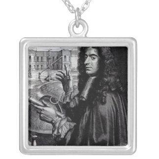 Giovanni Domenico Cassini Silverpläterat Halsband