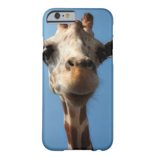 Giraff Barely There iPhone 6 Fodral
