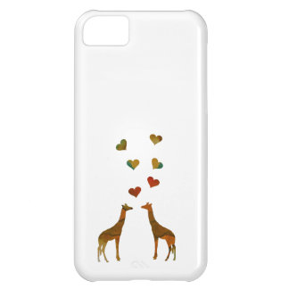 Giraff iPhone 5C Fodral