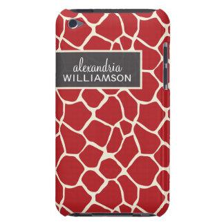 Giraff Pern (cranberryen) iPod Touch Skal