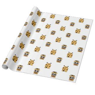 Giraff Presentpapper