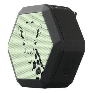 GiraffansikteSilhouette Svart Bluetooth Högtalare