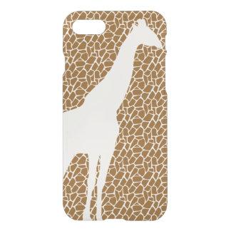 Giraffmönster iPhone 7 Skal