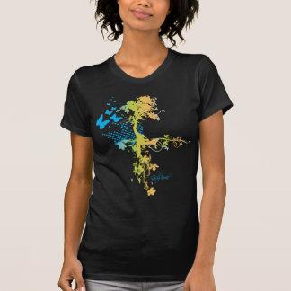 GirlzRock! Inslag Tee Shirt