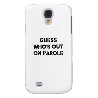 Gissning som är ut på Parole Galaxy S4 Fodral