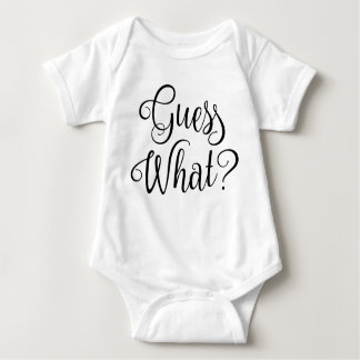 Gissning vilket babygravidmeddelande | tee