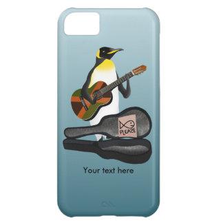 Gitarr för kungpingvinReggae iPhone 5C Fodral