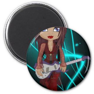 Gitarr Magnet