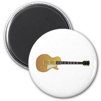 Gitarr Magnet Rund 5.7 Cm