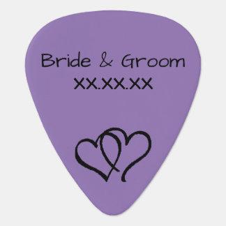 Gitarr Plektrumbröllopfavör Plektrum