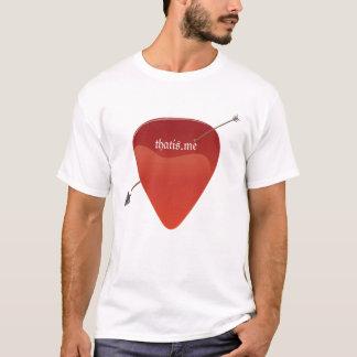 Gitarr PlektrumT-tröja Tröja