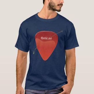 Gitarr PlektrumT-tröja Tröjor