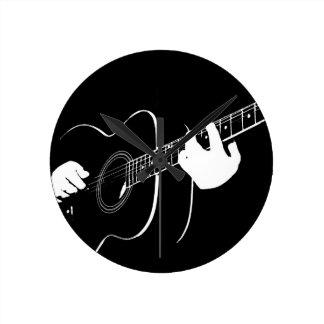 gitarr rund klocka
