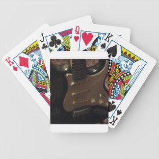 gitarr spelkort