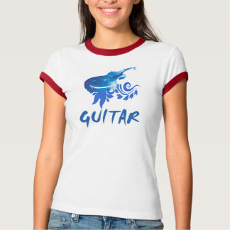 gitarr t-shirt