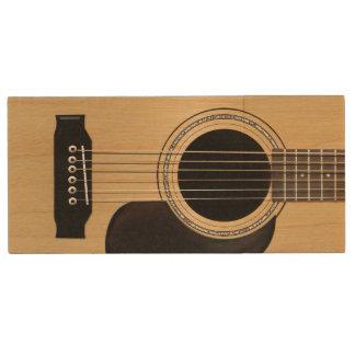 Gitarr Trä USB-minne