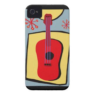 Gitarre Case-Mate iPhone 4 Fodral