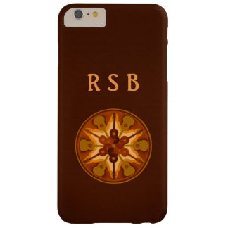 Gitarren cirklar monogramen barely there iPhone 6 plus skal