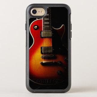 Gitarren instrumenterar OtterBox symmetry iPhone 7 skal