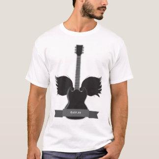 Gitarren påskyndar T-tröja Tee