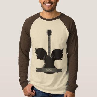Gitarren påskyndar T-tröja Tee Shirt