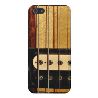 Gitarren stränger iPhone 5 hud