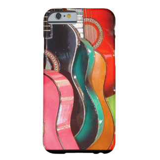 Gitarrer Barely There iPhone 6 Fodral
