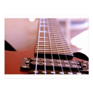 Gitarrist 2 vykort