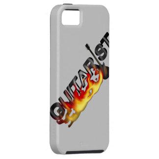 GITARRIST l BRÄNNING HOAD ENERGI Tough iPhone 5 Fodral