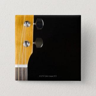 Gitarrnacke och huvud standard kanpp fyrkantig 5.1 cm