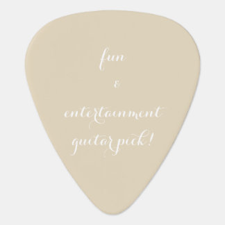 gitarrplocka plektrum