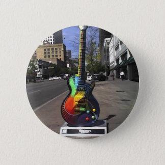 Gitarrserie Standard Knapp Rund 5.7 Cm