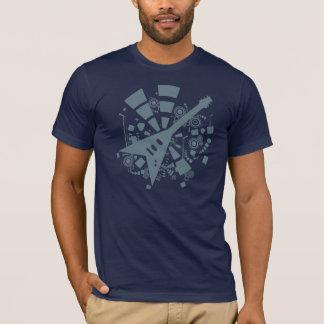 GitarrT-tröja för flyg V Tröjor