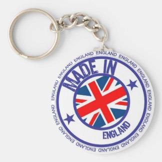 gjorda england nyckelring