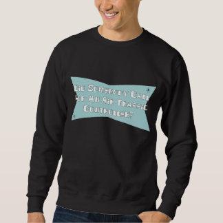 Gjorde någon appellen för en flygtrafikkontrollant sweatshirt