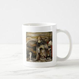 """""""Gjorde trollen mig att gråta! """", Kaffe Mugg"""