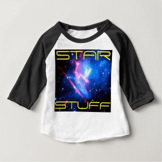 Gjort av stjärnasaker tee shirt
