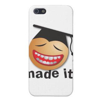 gjort det studenten iPhone 5 cover