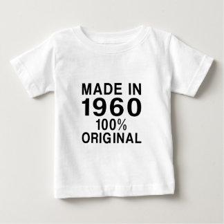 Gjort i 1960 tee shirts