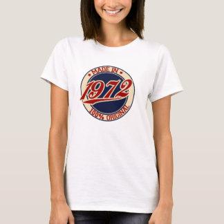Gjort i 1972 t shirt