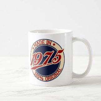 Gjort i 1975 kaffemugg