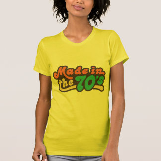 Gjort i 70-tal t shirt