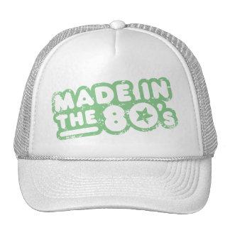 Gjort i 80-tal keps