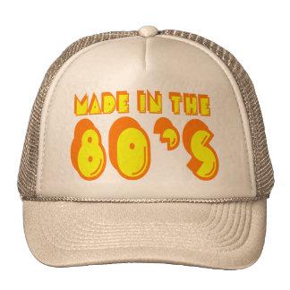 Gjort i 80-tal trucker keps