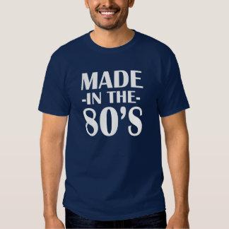 Gjort i 80-talrolig tröja för manar
