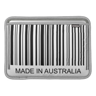 Gjort i Australien MacBook Sleeve